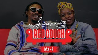 Red Couch: Ma-E Talks Upcoming New Album x Starting Over