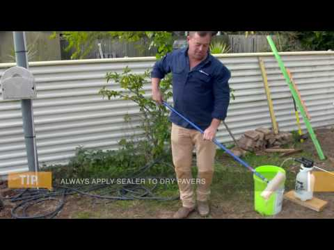 How to Seal Pavers | DIY Made Easy | Adbri Masonry