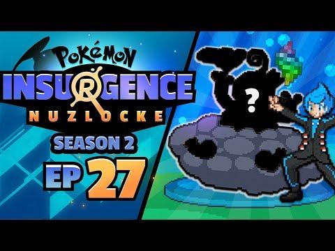 WHAT KIND OF MEGA IS THIS DUDE USING... - Pokémon Insurgence Nuzlocke (Episode 27)