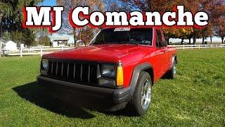 POV: 1991 Jeep Comanche