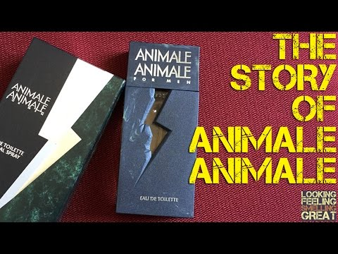 The Story Of Animale Animale | ANIMALE ANIMALE FRAGRANCE REVIEW