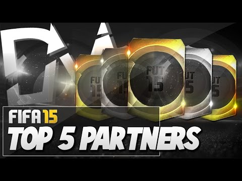 TOP 5 MOST DANGEROUS PARTNERSHIPS IN FIFA 15 ULTIMATE TEAM!! GUIDE TO THE BEST SQUAD (FUT 15)