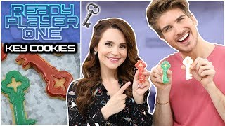 READY PLAYER ONE CEREAL COOKIES ft Joey Graceffa! - NERDY NUMMIES