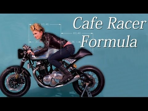 Cafe Racer (How to calculate the proportions of your Bike) Part 1