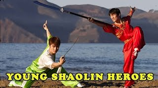 Wu Tang Collection - Young Shaolin Heroes