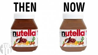 10 Foods That Have SECRETLY Changed!