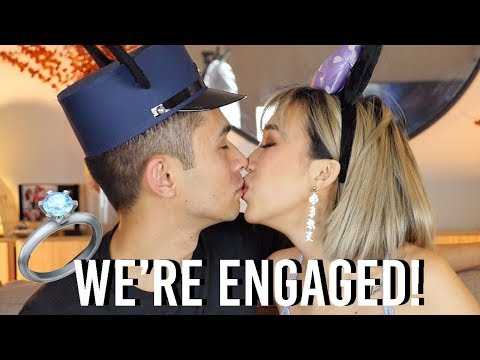 WE'RE ENGAGED! // Q&A