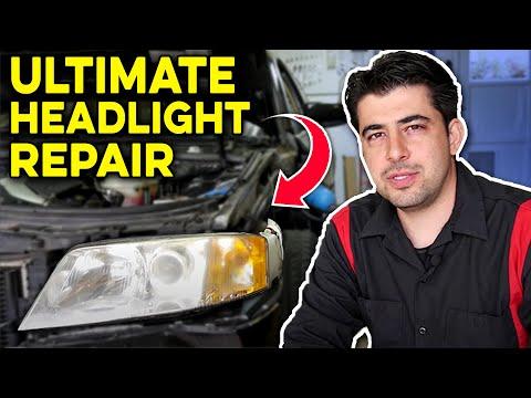 4 Methods to Fix Hazy or Yellow Headlights