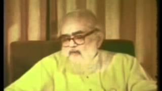 Interview of Maulana Maududi