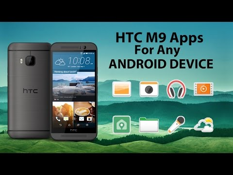 HTC one M9 Apps for any Lollipop Devices | Blinkfeed Launcher | Camera | Gallery | Music |
