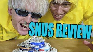 SNUS REVIEW 2019