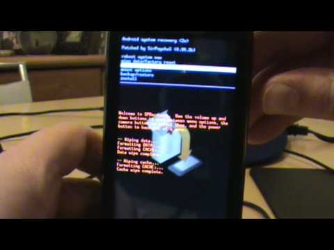 Installing a Custom ROM in SPRecovery with No Root