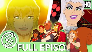 Download Marvel Rising: Battle of the Bands | Starring Dove Cameron, Sofia Wylie and Skai Jackson Video