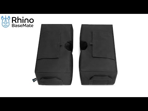 How to keep your patio umbrella stable with Rhino BaseMate