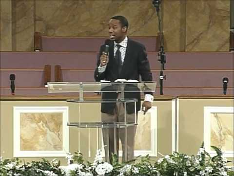 Sermon - How Do I Make A Change In My Life? (Rev. Darrell Hall)