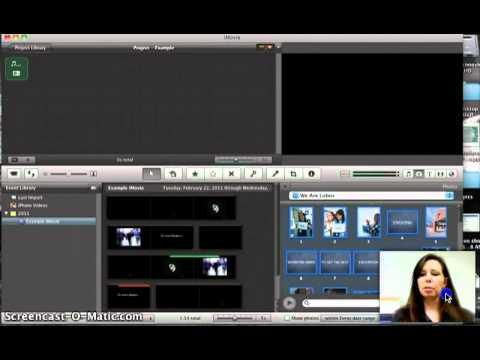 iMovie-Edit to the Beat