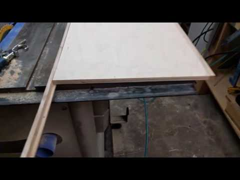 How to make trim with a router