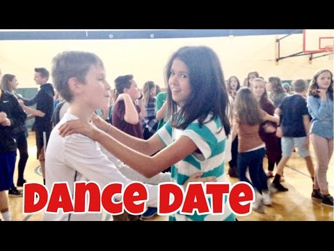 Teen's First Dance with Crush | Klai's first school dance
