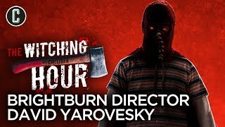 Brightburn Director on Superhero Subversion & James Gunn - The Witching Hour