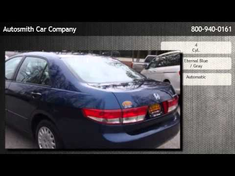 2004 Honda Accord DX  - Concord