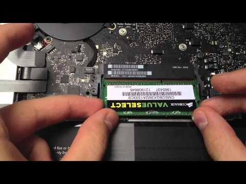 MacBook Pro SSD and RAM Upgrade