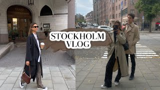 STOCKHOLM DIARIES //  INTRODUCING YOU TO............