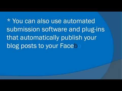 Settings on Facebook: Ways to change settings to make automate your facebook page