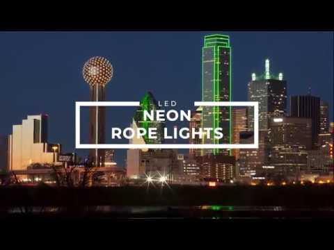 LED Neon Rope Lights