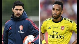Arteta confirms Aubameyang wants to stay at Arsenal? | No way back for Matteo Guendouzi?