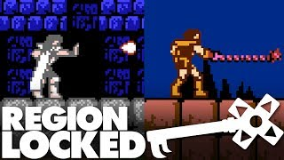 This Castlevania Clone Never Left Japan: Holy Diver - Region Locked Feat. Dazz (Gameplay & Analysis)