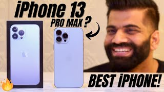 iPhone 13 Pro Max Unboxing \u0026 First Look - The Ultimate iPhone!!! Surprise🔥🔥🔥