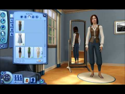 Quxxn Special: Female Clothing from The Sims 3 Store