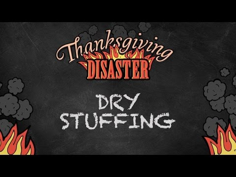 Help! My Stuffing Is Dry
