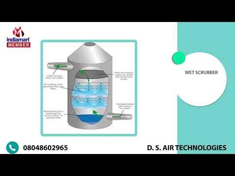 Air Pollution Control Equipment by D. S. Air Technologies, Chennai