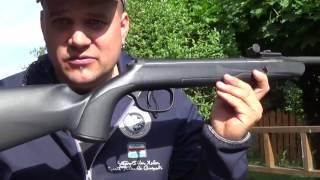 Browning M-Blade 5,5mm Diabolo - Review und Schusstest