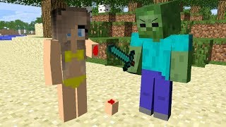 Zombie Life 2 - Minecraft Animation