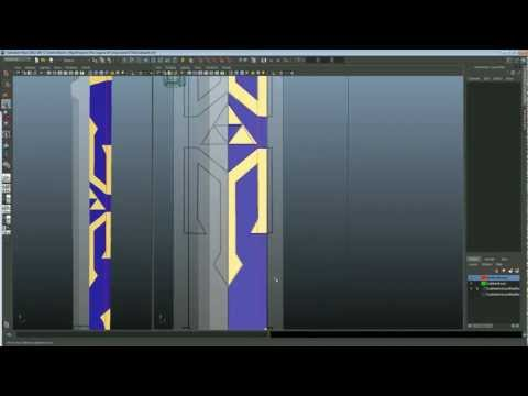 Let's Model (and Texture) the Sheath of the True Master Sword [HD]