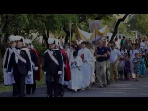 Holy Trinity Catholic Church, San Antonio Texas May 29, 2016