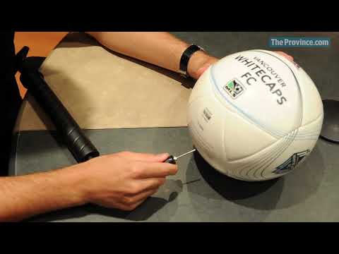 Soccer academy: Coaching tools and equipment