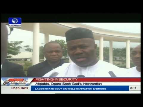 With Constant Prayers Nigeria Will Overcome Insecurity - Akpabio