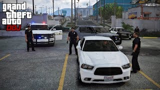GTA 5 Roleplay - DOJ 384 - False Reports