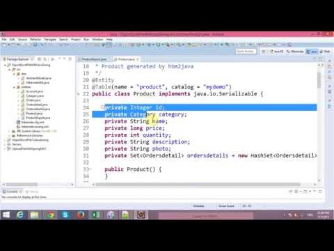 Exporting Excel in Java Swing Application