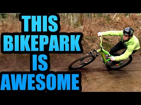 THIS BIKEPARK IS AWESOME!
