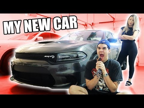 I BOUGHT A NEW CAR!! (SHE'S SO MAD)