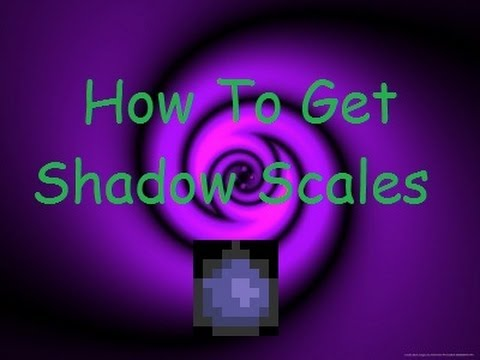 Terraria: How To Get Shadow Scales