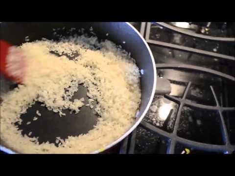 LBEB Kitchen: Cilantro Rice - LiftBigEatBig.com
