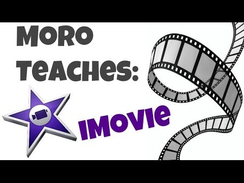 How To Edit In iMovie - [Ep 1] Import, Create, Transitions, Titles, Backgrounds, and Sound
