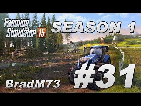 Farming Simulator 15 - Season 1 - Episode 31 - Planting corn!
