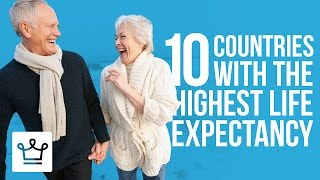 Download Top 10 Countries With The Highest Life Expectancy In The World Video