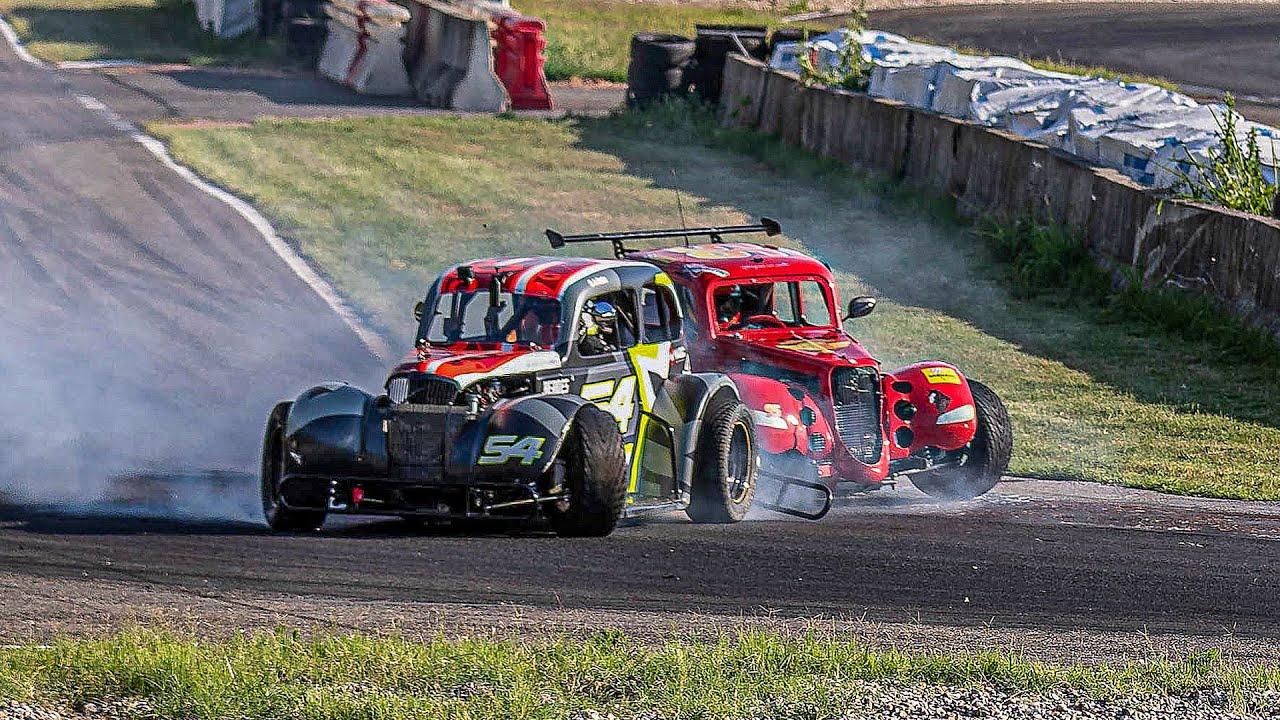 LEGEND CARS Italian Championship - Round 5 Race 2 - Castelletto di Branduzzo - Driver: Alberto Naska
